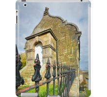 Muker Community Hall iPad Case/Skin