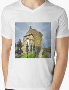 Muker Community Hall Mens V-Neck T-Shirt