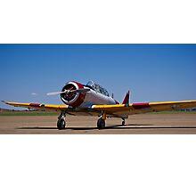North American Rokwell Harvard AT-6C (SAAF 69) (ZU-FNE) Photographic Print