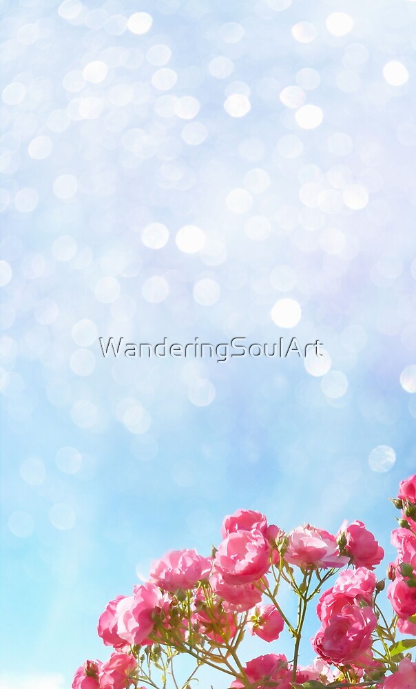 While I Bloom by WanderingSoulArt