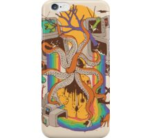 A Fragmented Reality iPhone Case/Skin