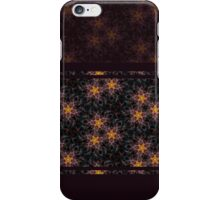 """Pattern """"Abstract flowers"""" iPhone Case/Skin"""