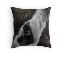 Ghostly Raiment Throw Pillow