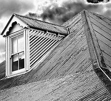 Rooftop Berrima by Antoine de Paauw