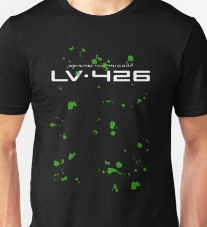 223 LV426 Unisex T-Shirt