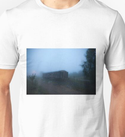 Ghost Train Unisex T-Shirt