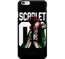 Erza Scarlet - Fairy Tail 00 iPhone Case/Skin