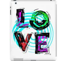 Love. iPad Case/Skin