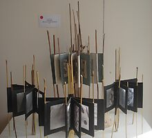 artist books x 4  by jobanana