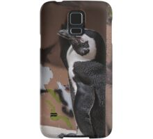 Penguin Art Samsung Galaxy Case/Skin