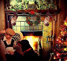 happy christmas kia my best friend by kimbo74