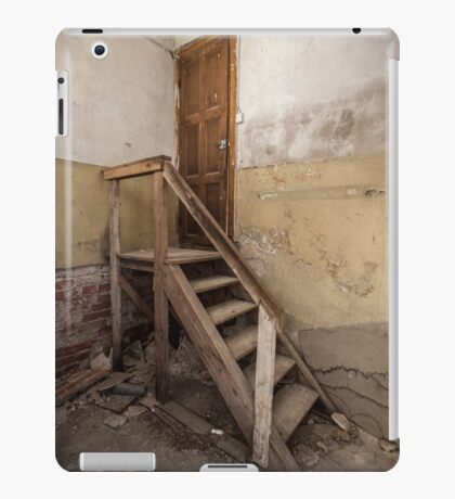 Decay Stairs iPad Case/Skin
