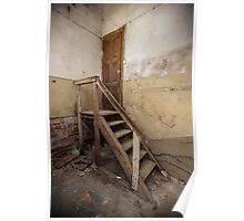Decay Stairs Poster
