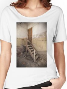 Decay Stairs Women's Relaxed Fit T-Shirt