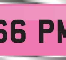 PMS Sticker