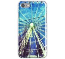 The Ferris Wheel iPhone Case/Skin