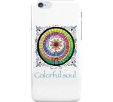 Colorful Soul iPhone Case/Skin