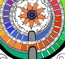 Colorful Soul Sticker
