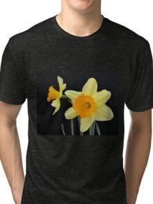 A Pair of Daffodils Tri-blend T-Shirt