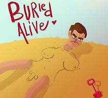 Burried alive by Arthur M