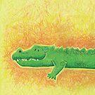 konrad krokodile  by Maren Spreemann