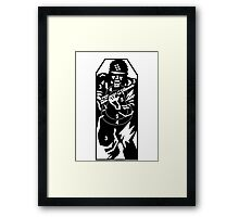 The Army Target Framed Print