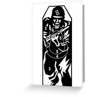 The Army Target Greeting Card