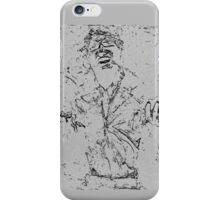Han Solo Carbonite iPhone Case/Skin