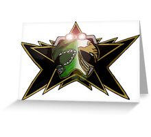 Tommy MMPR Greeting Card