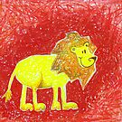 lukas lion by Maren Spreemann