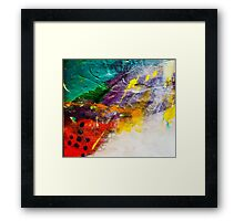 Forces of Nature III Framed Print