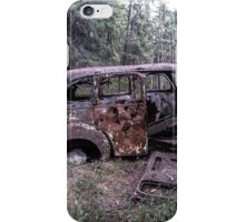 Stone Tire iPhone Case/Skin