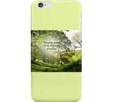 Knowing iPhone Case/Skin