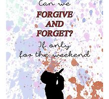 You Me At Six Forgive and Forget by impalecki