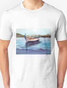 A lonely boat T-Shirt