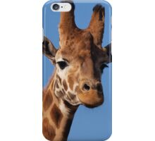 Giraffe iPhone Case/Skin