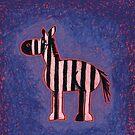zora zebra by Maren Spreemann