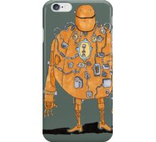 Junk Robot - Checkmate iPhone Case/Skin