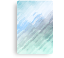 A Newfound Serenity Canvas Print