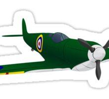 Spitfire Sticker
