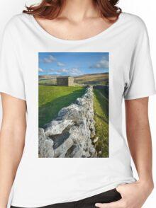 Kisdon Hill Muker Women's Relaxed Fit T-Shirt