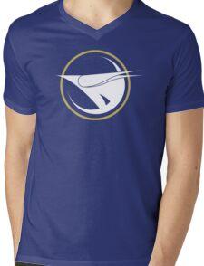 Rebel Mens V-Neck T-Shirt