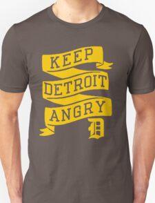Keep Detroit Angry T-Shirt