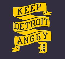 Keep Detroit Angry T-Shirt