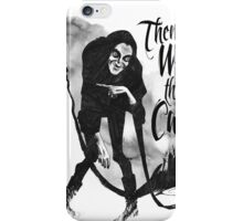 There Wolf, there Castle. iPhone Case/Skin