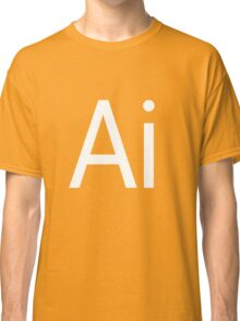 Ai - Illustrator Classic T-Shirt