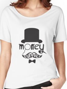 Moneyrunner T-Shirt Women's Relaxed Fit T-Shirt