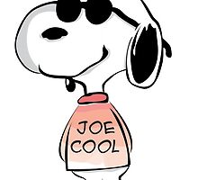 Snoopy Joe Cool by gleviosah