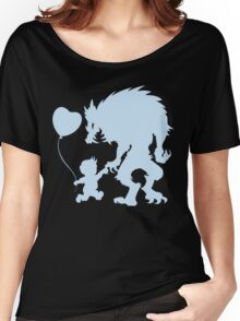 BFF's (dark garment version) Women's Relaxed Fit T-Shirt