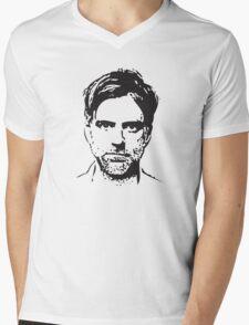 Paul Thomas Anderson- The Master Mens V-Neck T-Shirt